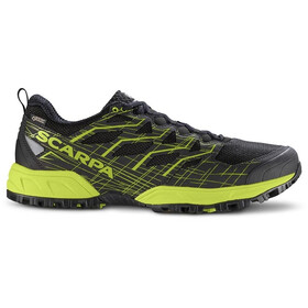 Scarpa Neutron 2 GTX Shoes Men black/green tender